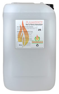 Flametect Nitro for Synthetic & Natural Textiles 25 litre